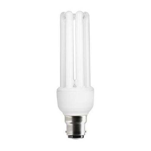 GE 20W T3 Hex B22d Compact Floures Tube ExtWrmWhite 1185lm Ref72380 A Rating *Up to 10DayLeadtime*