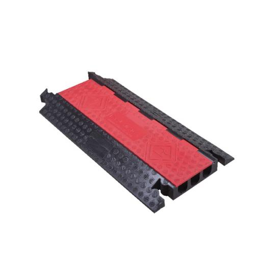 Extra Heavy Duty 3 Channel Drive Over Cable Cover W910mm x L473mm x H75mm DX-3RB910