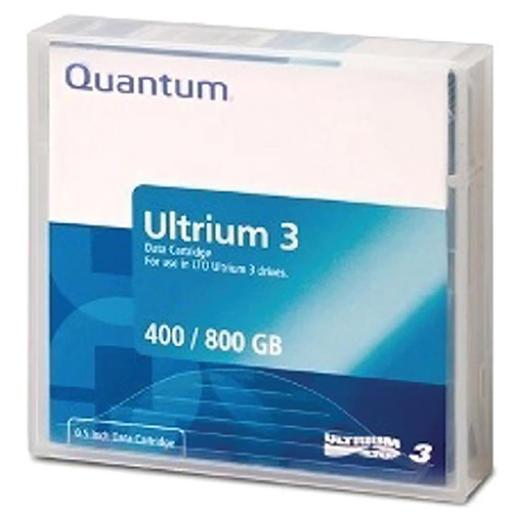 Quantum LTO3 Data Tape 400GB Native/ 800GB Compressed Ref MR-L3MQN-01S