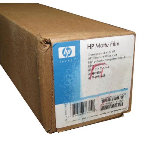 HP Matt Film 610mm x36m 101micron 51642A