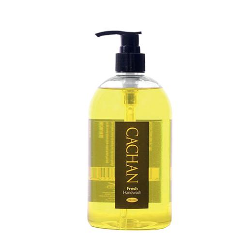 Cachan Fresh Handwash Lemon & Ginger Fragrance 485ml Ref 08260