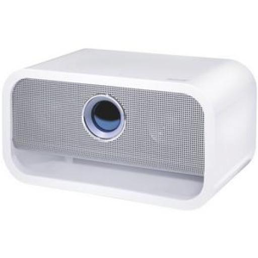 Leitz Complete Professional Bluetooth Stereo Speaker (White)