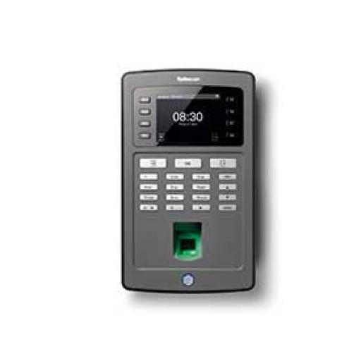 Safescan TA-8025 Time Attendance System with Fingerprint Sensor and Wi-Fi - Black