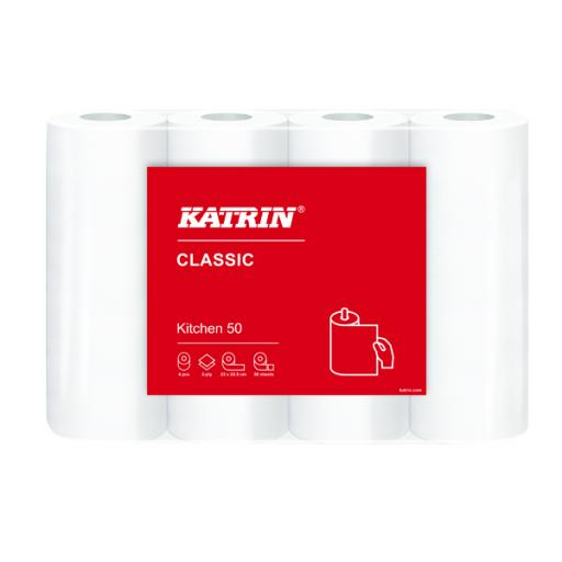 Katrin Classic Kitchen Rolls (Pack of 28) 231608