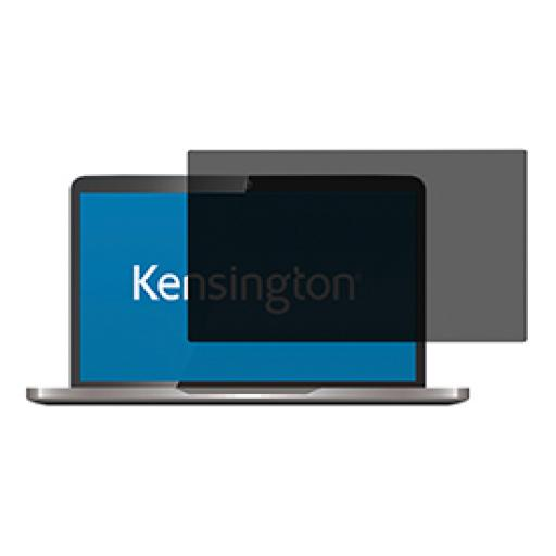Kensington 626453 Privacy Filter 2 Way Removable 12.1 inch Widescreen 16:10