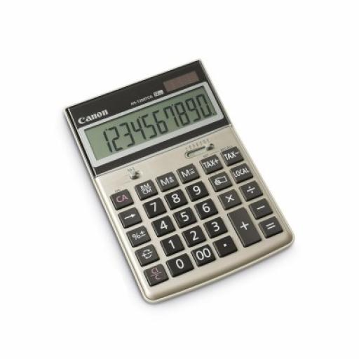 Canon HS-1200TCG Recycled Desktop Calculator 12-Digit