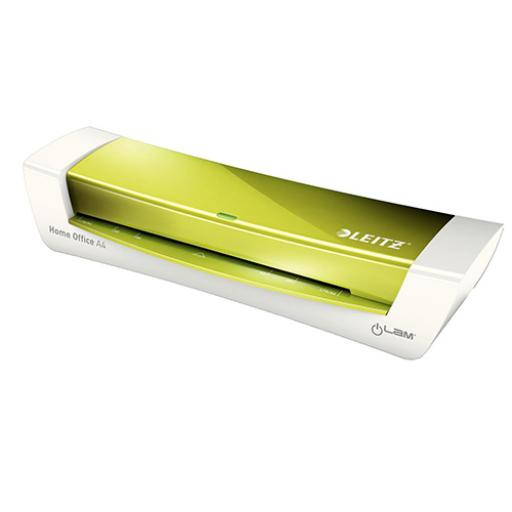 Leitz iLam Home Office Laminator A4 Green Ref 73681064
