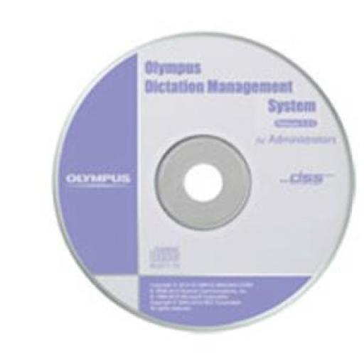 Olympus Dictation Management System (ODMS) for Administrators Software