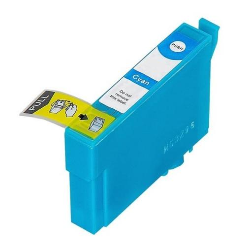Think Alternative High Capacity Epson 35XL Cyan Ink Cartridge