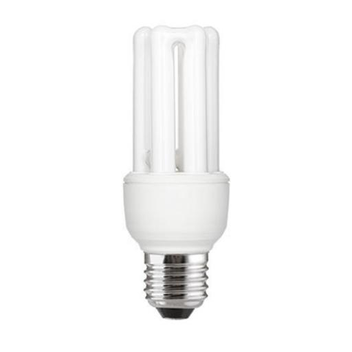 GE 11W T3 Hex E27 Compact Floures Tube 560lm EEC-A Daylight Ref 71125 *Up to 10 Day Leadtime*