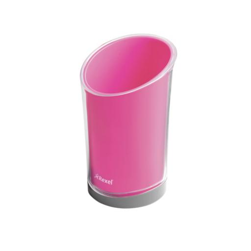 Rexel Joy Pen Cup Pretty Pink 2104028