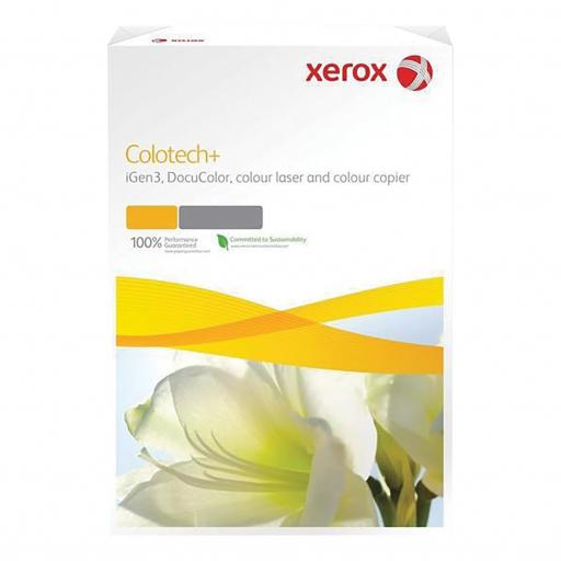 Xerox FSC Coltech+ Digital Colour Paper Prem Ream-Wrapped ColorLok 100gsm A3 White Ref 64462 [500 Sheets]