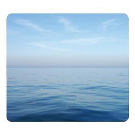 Fellowes Earth Series Recycled Mouse Pad (Blue Ocean)