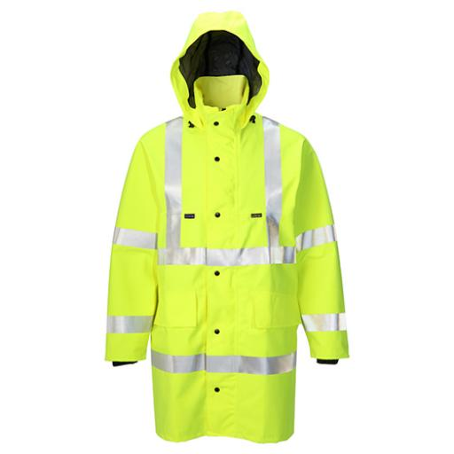 BSeen Gore-Tex Foul Weather Jacket Saturn Yellow S