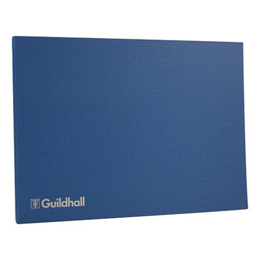 Guildhall Account Book 61 Series 6/20 Petty Cash Column 80 Pages 298x406mm Ref 61/6-20Z