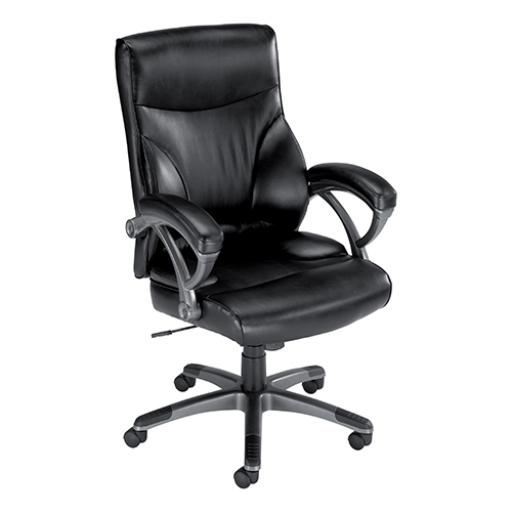 Trexus Breeze F5A Leather Look Executive Chair 560x520x570-550mm Ref 10288-01