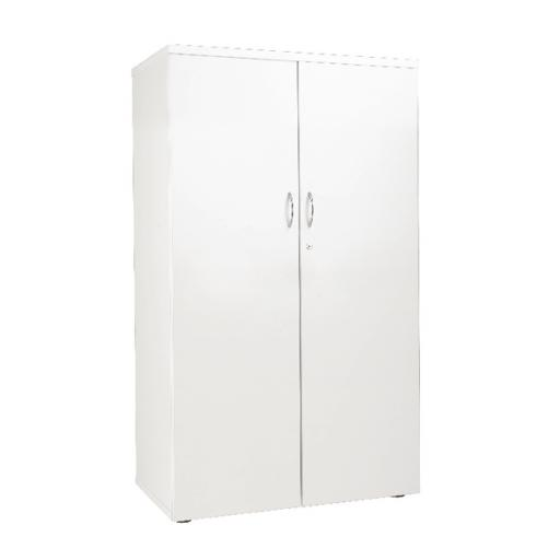 First 1200mm Cupboard White