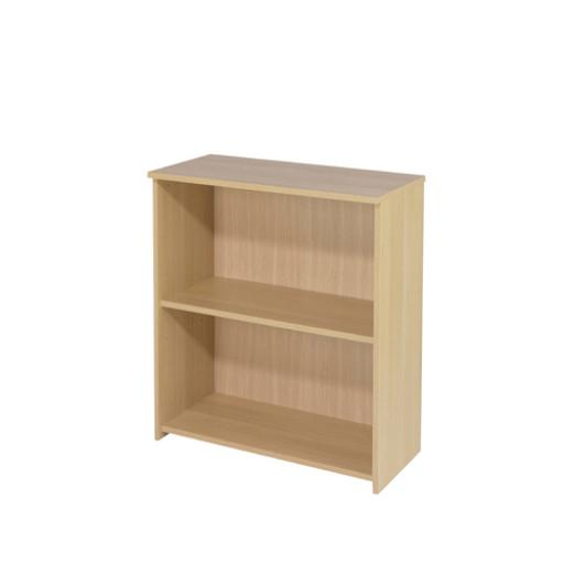 Jemini 800mm Bookcase Warm Maple KF73833