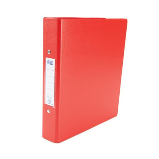 Elba A5 Red 25mm 2 O-Ring Binder Pack of 10 100082444