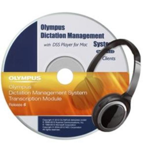 Olympus Dictation Management System (ODMS) for Clients - Transcription Module