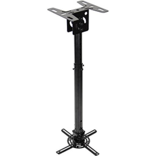Optoma Black Ceiling Universal Mount with Pole