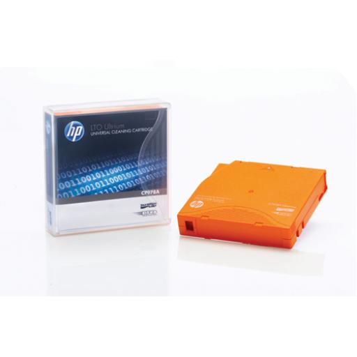 HP Ultrium LTO Universal Cleaning Cartridge C7978A
