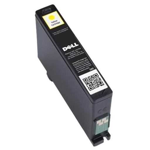 Dell Standard Capacity Yellow Ink Cartridge for V525w/V725w Wireless All-in-One Printers Ref 592-11810
