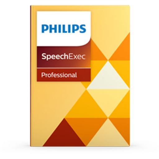 Philips LFH4400 SpeechExec Pro Dictation Software v10