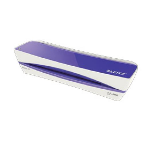Leitz iLAM Home A4 Laminator Purple