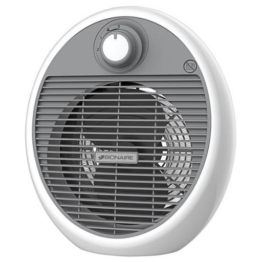 Bionaire (2kW) Fan Heater with 2 Heat Setting
