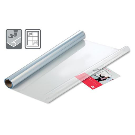 Nobo Instant Film Whiteboard Reusable A4 Clear Ref 1905158 [Roll 25 Sheets]