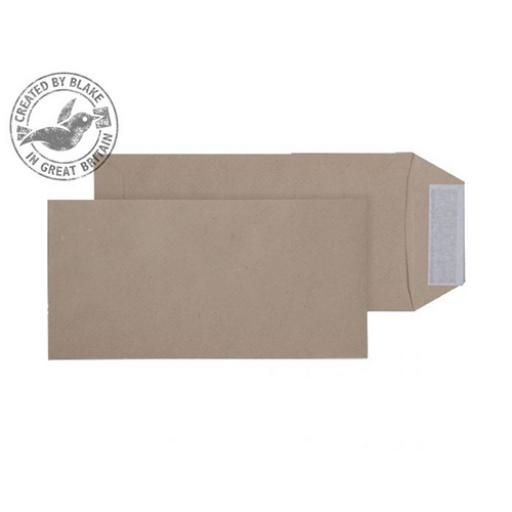 Blake Purely Everyday Envelope DL Pocket Peel&Seal 115gsm Manilla Ref E3344 [Pack500]