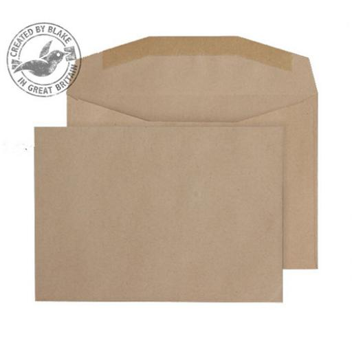 Blake Purely Everyday C6 Mailing Wallet Gummed 80gsm Manilla Ref 13775 [Pack 1000]