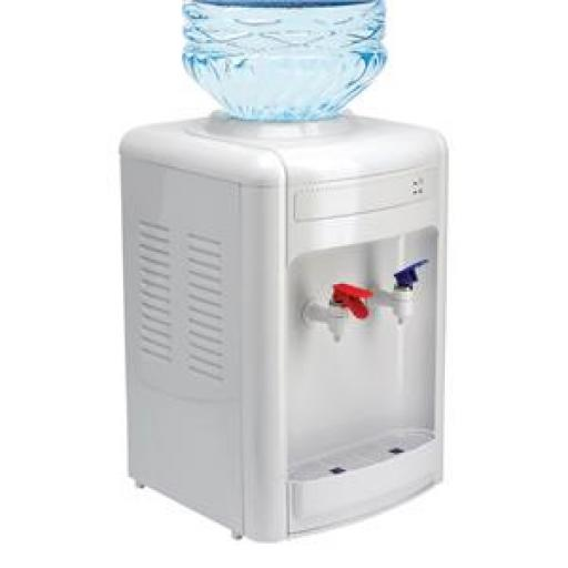 CPD Water Cooler Dispenser Table Top (White)