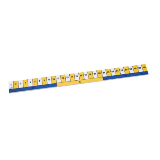 Early Learning Ruler (Pack of 10) ELR10
