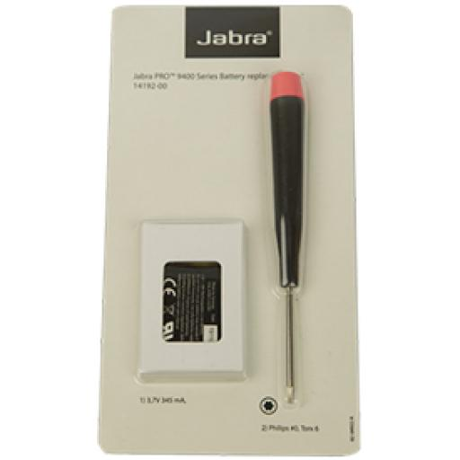 Jabra Spare Rechargable battery for PRO 9400