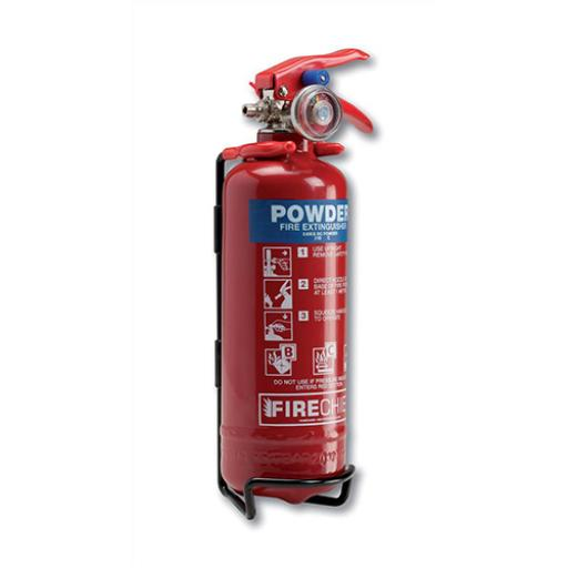 Firechief 600gm BC Fire Extinguisher for Class B and C Fires Ref WG10106