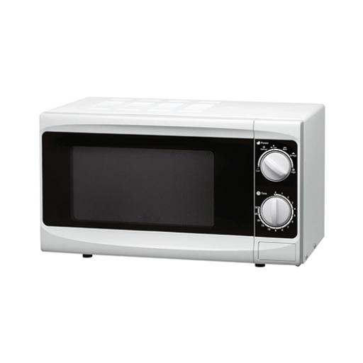 No-Name Manual Microwave Defrost and 5 Power Levels 800W 20 Litre White