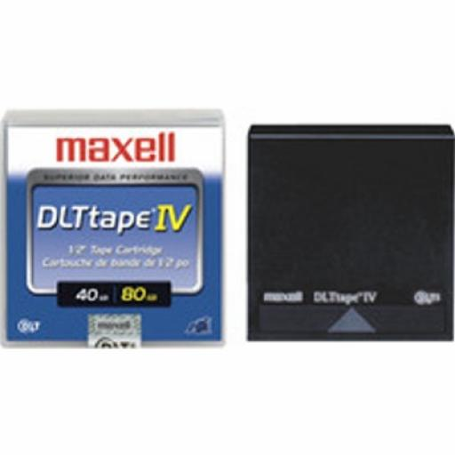 Maxell S4 (800GB/1.6TB) DLT Tape Cartridge