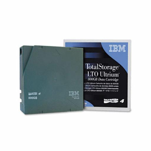 IBM LTO Ultrium-4 820m 800GB/1.6TB Tape Cartridge