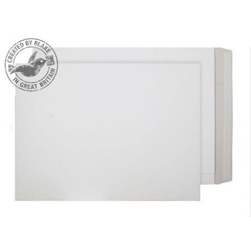 Blake Purely Packaging Env All Board P&S 508x381mm 350gsm White Ref PPA18 [Pack 100]