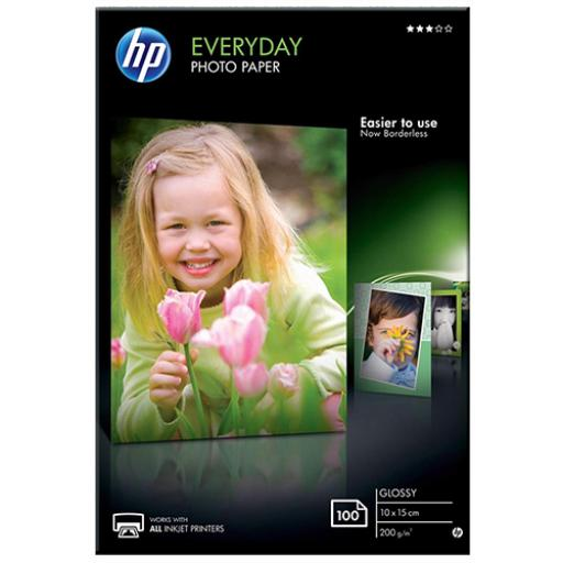 HP Everyday Glossy 100/10x15
