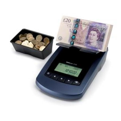 Safescan 6155 Coin and Banknote Counter