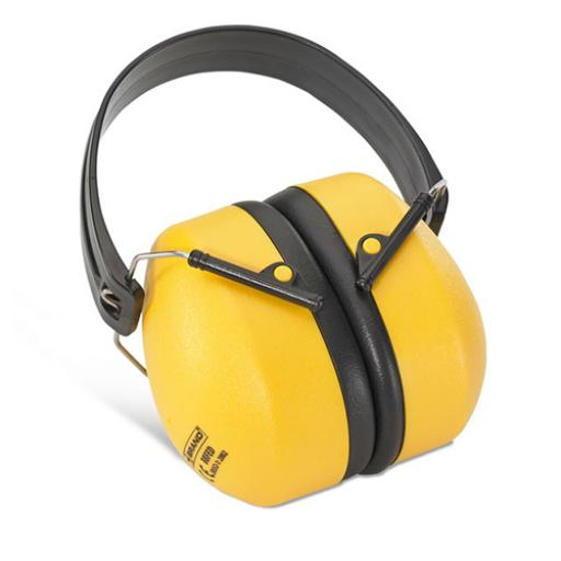 BBrand Folding Ear Defender Yellow