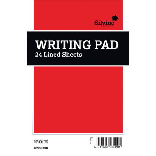 Duke Writing Ruled 24 Sheets (Pack of 36) 101-0173