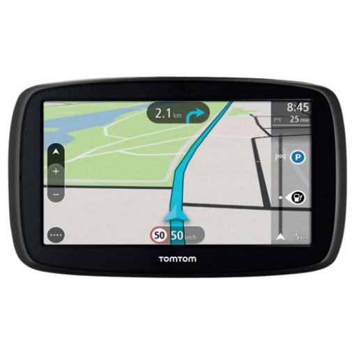 TomTom Start 50 Sat Nav UK and Ireland Ref 1FD501300