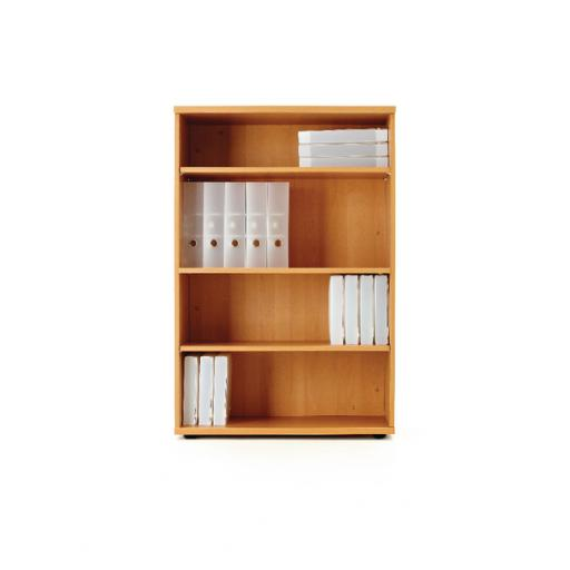 First 1200mm Bookcase Beech