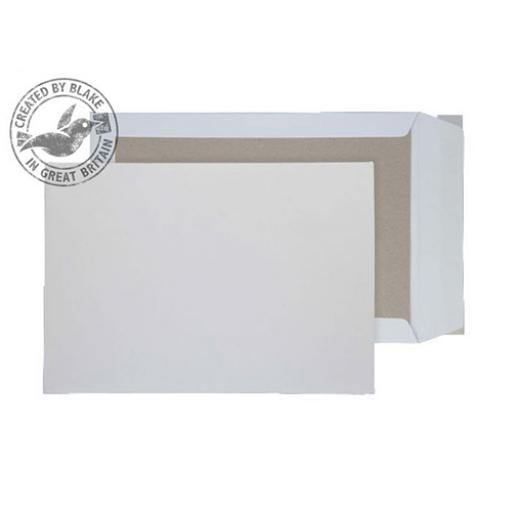 Blake Purely Packaging Envelope Board Back P&S C3 120gsm White Ref 5200 [Pack100]