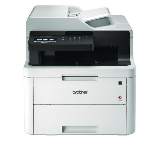 Brother MFC-L3730CDN Wireless Colour LED 4 in 1 Printer MFCL3730CDNZU1