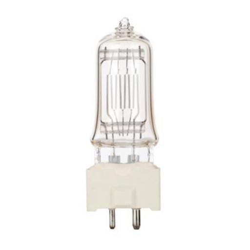 GE 500W Single Ended Halogen GY9.5 Showbiz Bulb 13000lm Dimmable EEC-C Ref88467 *Up to 10 Day Leadtime*
